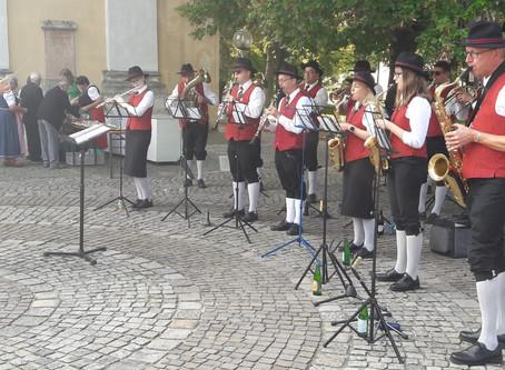 Musikkapelle on Tour