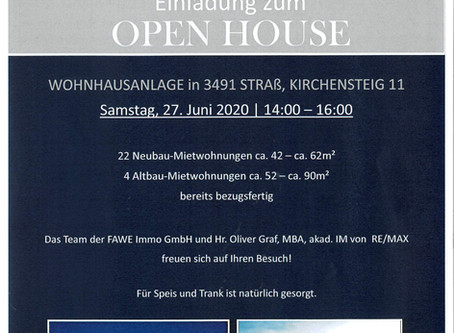 Open House: Wohnhausanlage Kirchensteig 11