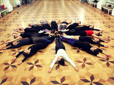 Пора танцевать! дополнительный набор в группы