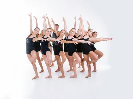 Открытый урок по классическому танцу