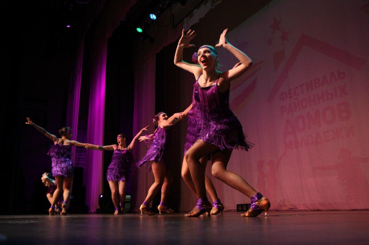 эмоции в танце гарантируют успех!