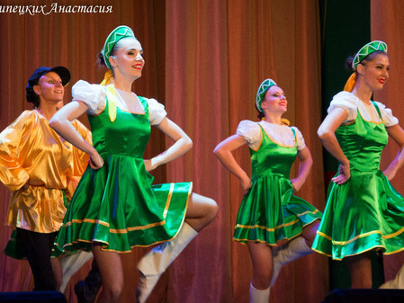 """Джаз-балет """"Mainstream"""" на открытии выставки """"Россия-Китай: шаг навстречу"""""""