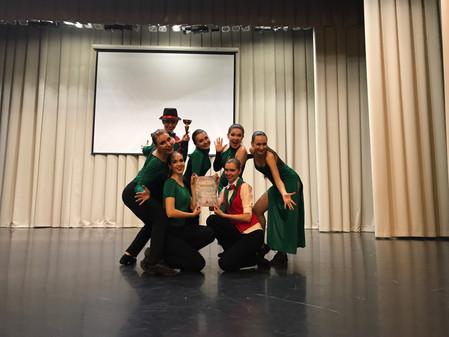 XXII фестиваль Домов Молодежи - снова лауреаты!