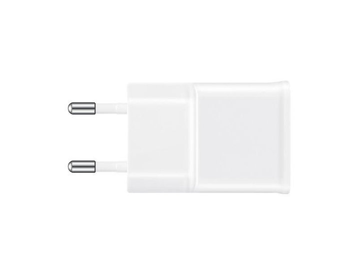 Samsung Travel Adapter, 2 Pin, 1.67A~2.0A, Micro-USB (White)