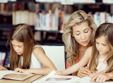 5 Tips to Homeschooling with Multiples