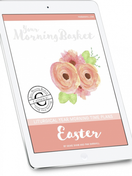 Easter Morning Time Plans