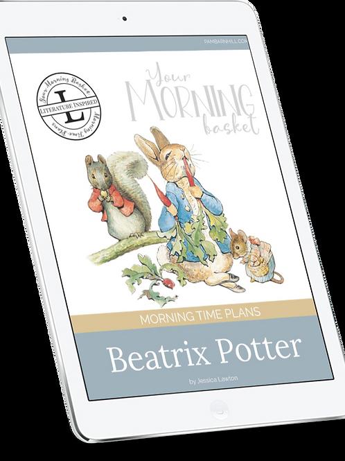 Beatrix Potter Morning Time Plans