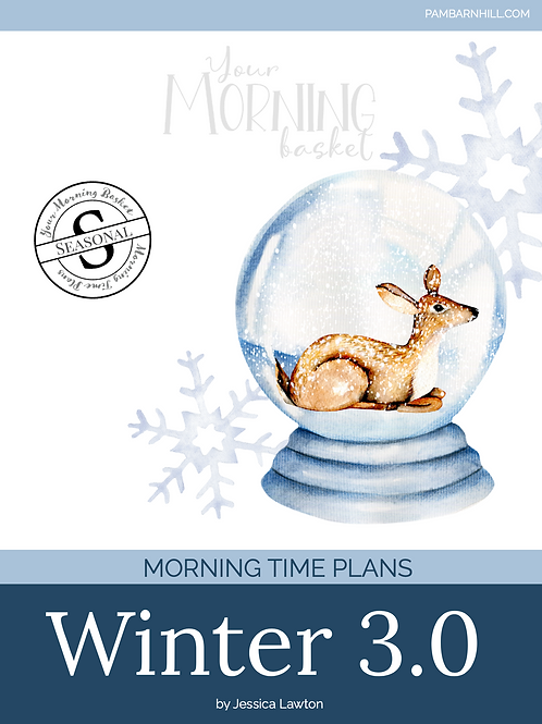 Winter 3.0 Morning Time Plans