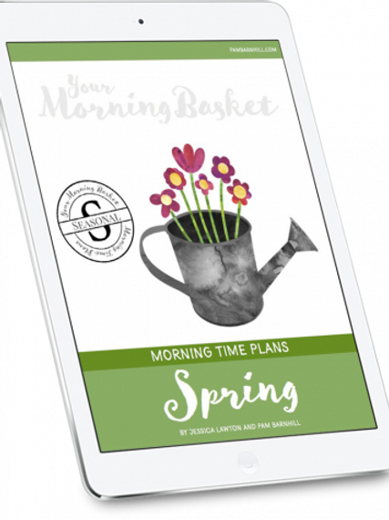 Spring Morning Time Plans