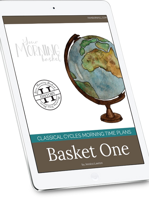 Classical Cycles Basket One Morning Time Plans
