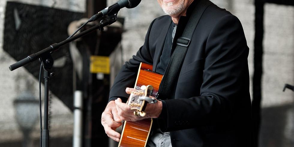 Live musikk med Robert Edward Taylor 25 april