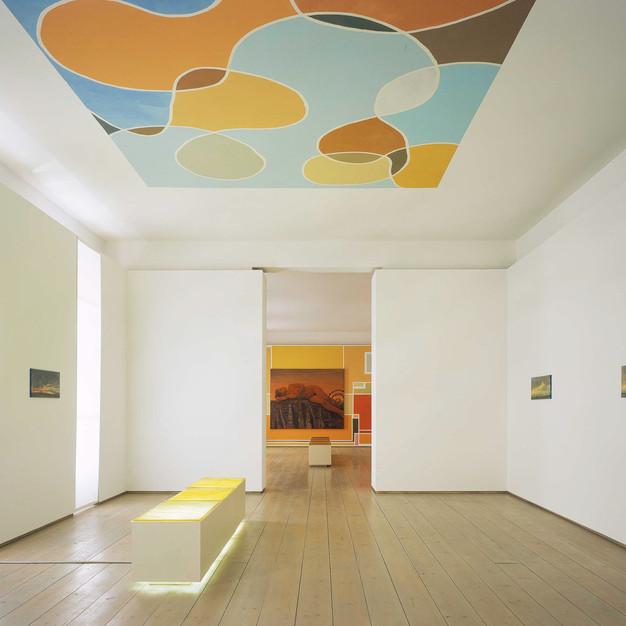 "2003 ""Salon"", Galerie Arndt & Partner, Berlin"