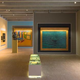 """2015 """"Heimat schaffen - home is where the heart is (II)"""", Museum Neuruppin"""