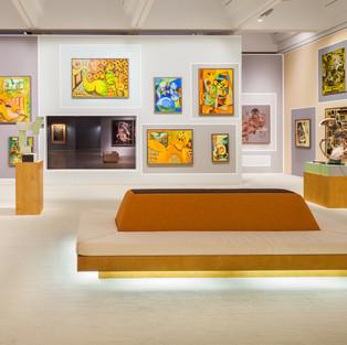 """2015 """"Midnight in Paris"""", Zeppelin Museum, Friedrichshafen"""