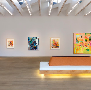 """2019 """"Pink Period"""", Tim Van Laere Gallery Antwerpen"""
