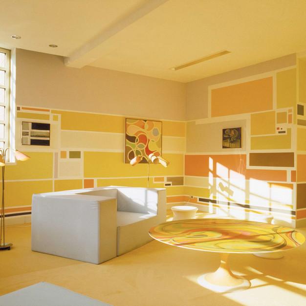 """2003 """"Interieur No. 191"""" in """"Adieu Avantgarde - Willkommen zu Haus"""", Ludwig Forum für Internationale Kunst, Aachen"""