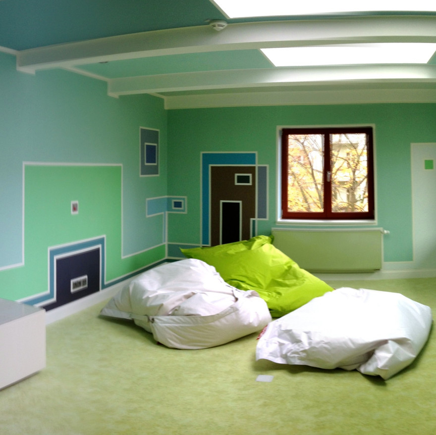 """Interieur No. 512"", Hospiz Vivantes Wenckebach-Klinikum, Berlin"