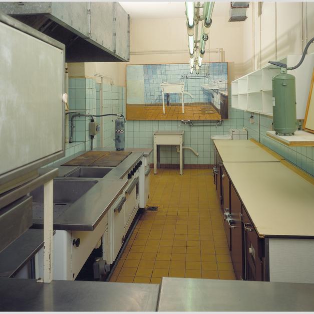 "1995 ""Room with a View"", Installation Hotel Mercure Potsdam, Brandenburgischer Kunstverein"