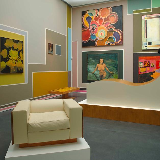 """2006 """"Modell für ein Museum"""", Kunstmuseum Luzern"""
