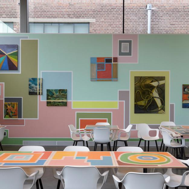 """2017 """"Interieur No. 553"""", De Pont Museum Tilburg"""