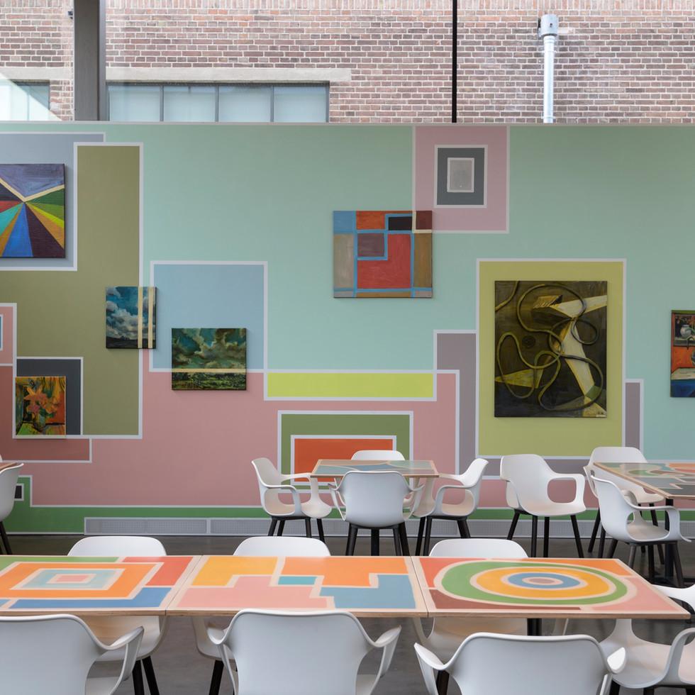 """""""Interieur No. 553"""", De Pont Museum, Tilburg (NL)"""