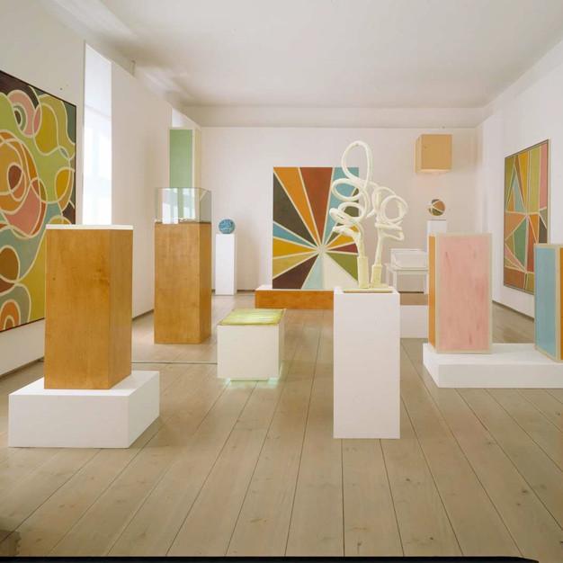 """2005 """"27 Überwiegend Recht Gelungene Skulpturen"""", Galerie Arndt & Partner, Berlin"""