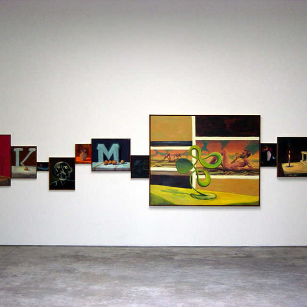 "2005 ""Tragedy, Sunburns and Still-Lifes"", Christopher Grimes Gallery, Santa Monica"