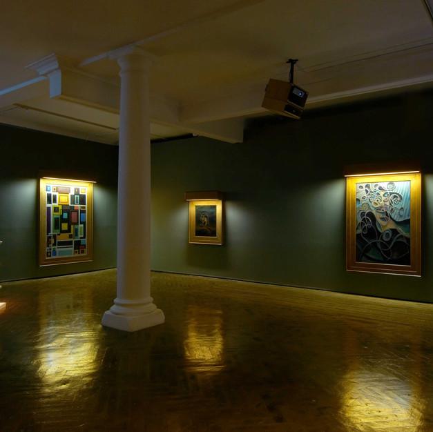"""2007 """"Oasis"""", Haunch of Venison, London"""
