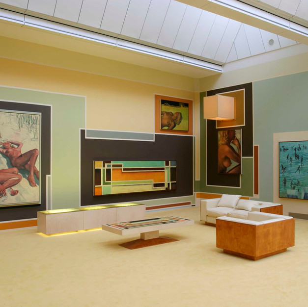 "2005 ""Frankfurter Salon"", MMK Frankfurt"