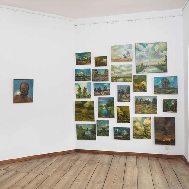 """2014 """"Heimat schaffen - home is where the heart is (I)"""", Kurt Tucholsky Literaturmuseum, Rheinsberg"""