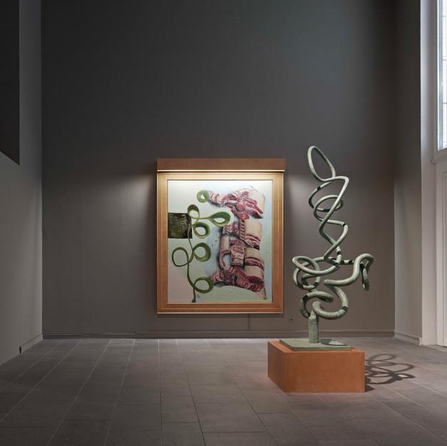 """2009 """"Antonym"""", Städtische Kunsthalle Mannheim"""