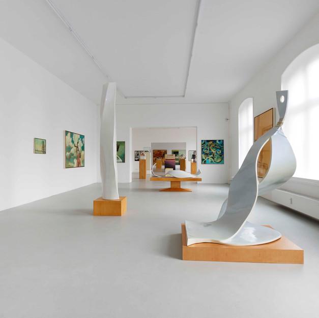 """2007 """"20 Jahre Dilettantismus"""", Arndt & Partner, Berlin"""