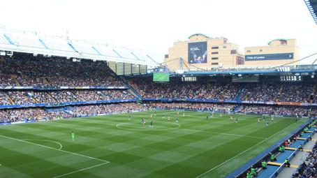 Tales from Hammersmith Bridge to Stamford Bridge