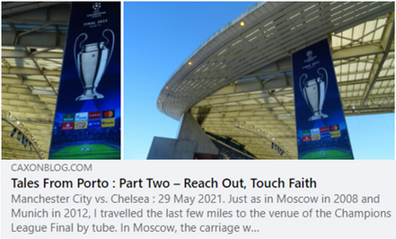 Tales From Porto: Part Two