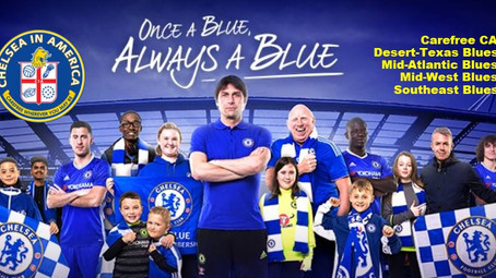 2017/2018 Chelsea True Blue and Chelsea in America Memberships Now Open!