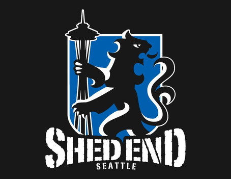 Welcome Shed End Seattle to CIA... merging with NW Blues