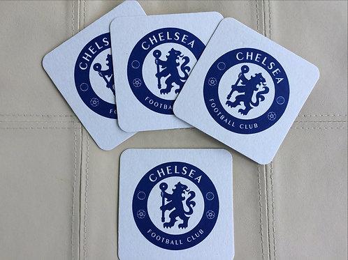 CIA Chelsea Coasters