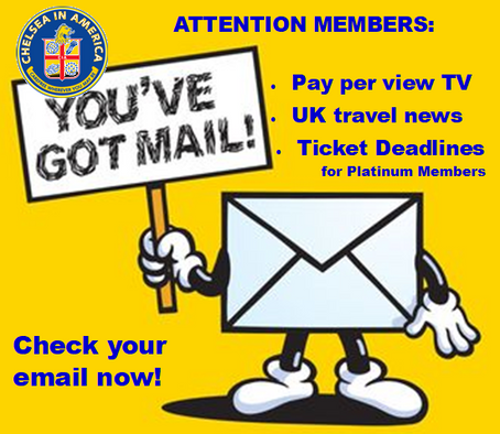 Members: 3T's Email in Your Inbox