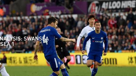 Tactical Analysis: Swansea City 0 Chelsea 1