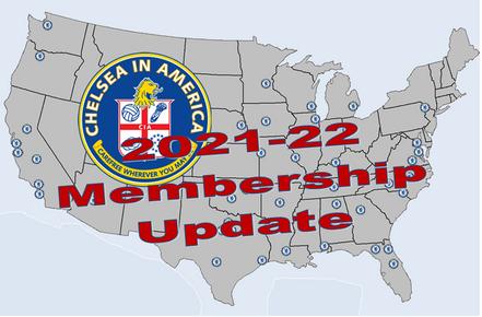 2021-22 Membership Update • May 5