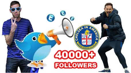 40,000 Twitter Followers!
