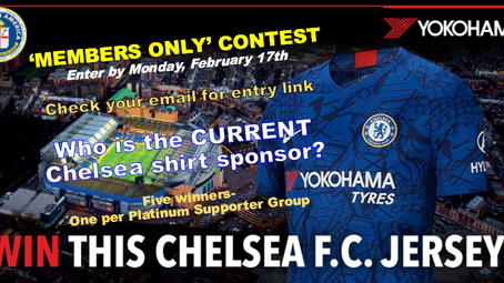 Members Only Contest - Man U Match
