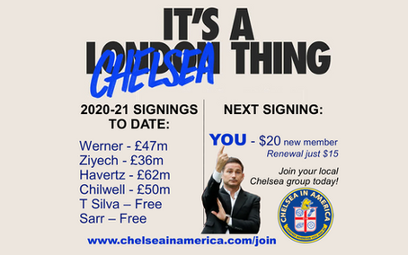 Our Next Signing is YOU!