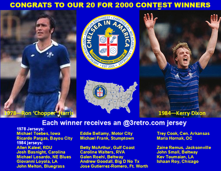 20 for 2000 Contest Winners