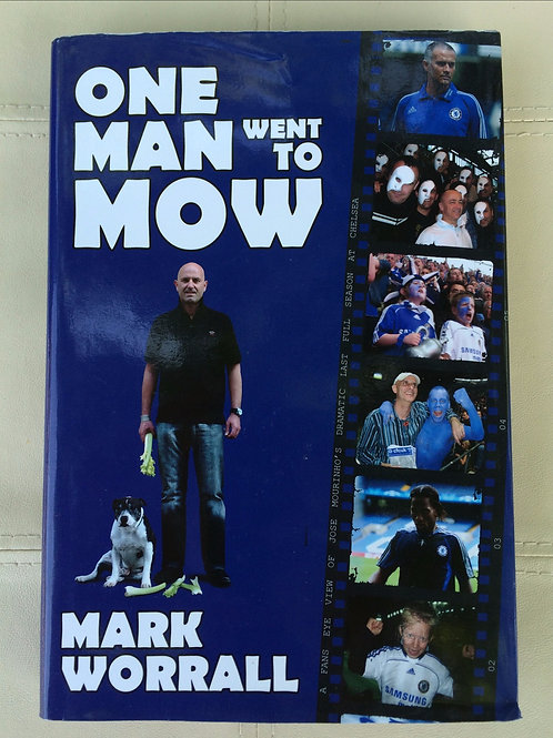 Book: One Man Went To Mow