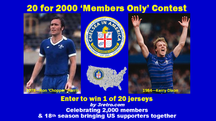 20 For 2000 Members Only Contest - Ends 7/29