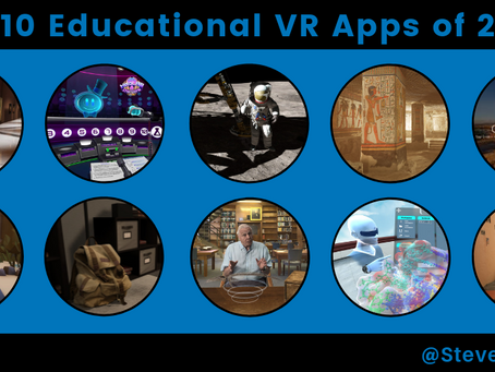 The Top 10 VR Edu Apps of 2018