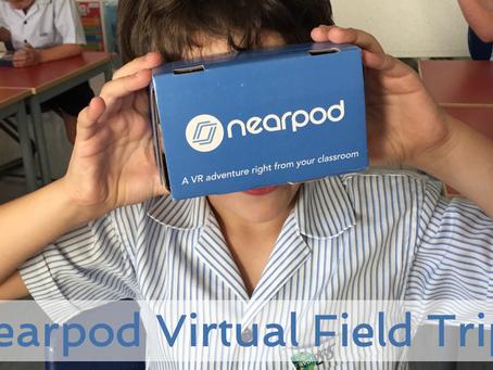Nearpod Virtual Field Trips