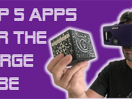 Top 5 Apps for the Merge Cube