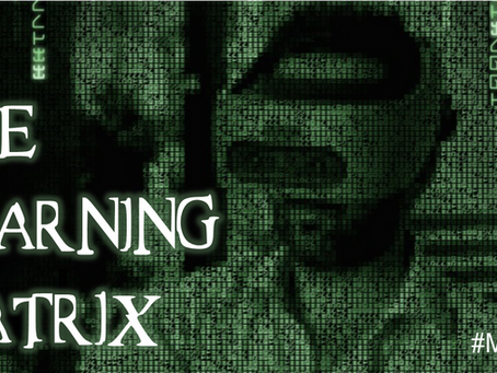 The Learning Matrix: lessons from the movie